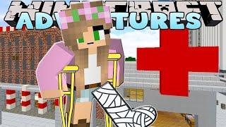 Minecraft - Little Kelly Adventures : I'VE BROKEN MY ANKLE?!