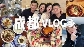 CHENGDU VLOG 3 | 小谭豆花 外卖火锅 成都下次见!