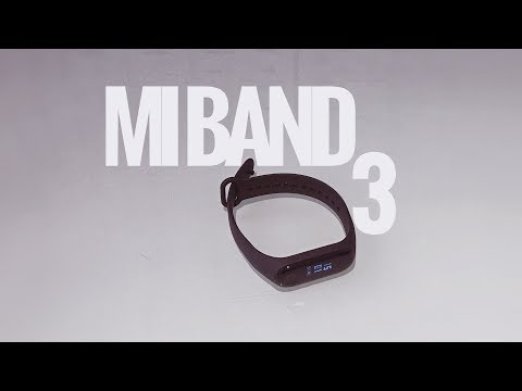 Xiaomi MI BAND 3 - UNBOXING, setup and hands on REVIEW - 4K - Giveaway!