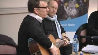 Chris Difford - Fat as a Fiddle Acoustic