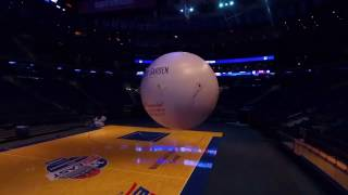 AirCamOne at Madison Square Garden