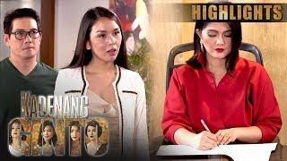 Romina, tuluyan nang nakuha ang kompanya ng Camila kay Daniela   Kadenang Ginto (With Eng Subs)