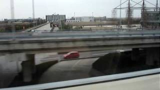 preview picture of video 'Shanghai Maglev Train - Complete Journey End to End at 431 km/h!'