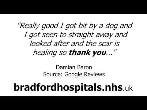 Bradford Royal Infirmary - REVIEWS - Bradford, UK Doctors Reviews