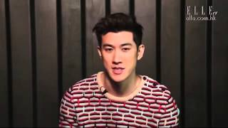 [Engsub] Elle Magazine 2013 Interview Aarif 李治廷 Part 2