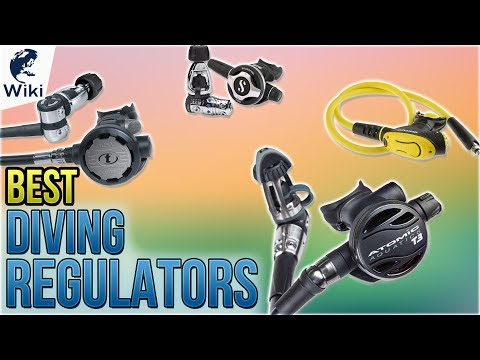 10 Best Diving Regulators 2018
