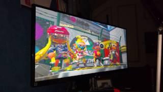 SPLATOON 2 GLOBAL TESTFIRE: GamePlay /Ultra Wide/21:9/2560x1080/