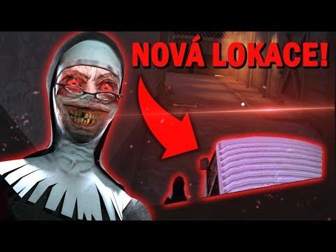 EVIL NUN NOVÁ LOKACE!