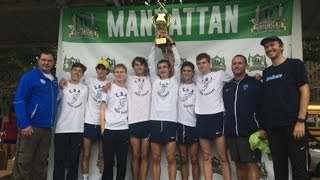 CBA Wins Manhattan Easterns Race