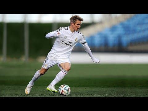 Martin Ødegaard – When Football Becomes Art