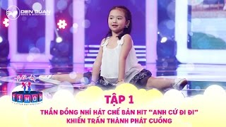 Little But Special | Ep 1: Child prodigy 5 years old girl surprised Tran Thanh by her acting ability