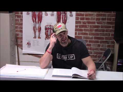 NASM CPT Certification   Chapter 1-20 Review  SHOW UP FITNESS ...