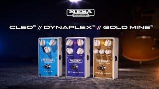 Mesa Boogie Dynaplex Overdrive Pedal Video