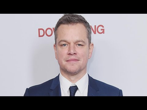 Matt Damon Sparks Controversy With Comments About Sexual Misconduct