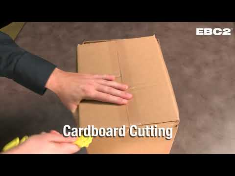 Dual Head Concealed Safety Cutter - EBC2