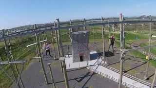 The Ultimate Adventure Devon, High Ropes, DJi phantom