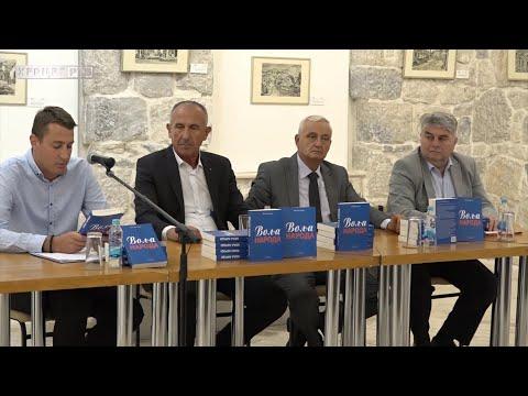 """U Muzeju Hercegovine promovisana knjiga """"Volja Naroda"""""""