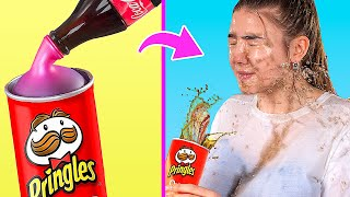 15 Sibling Prank Wars! Sister vs Brother Pranks!