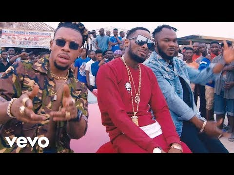 Issa Banger - D'banj Ft. Slimcase, Mr Real