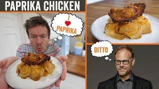 Alton Brown's Paprika Chicken | Barry tries #22