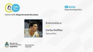 Entrevista a Carlos Delfino
