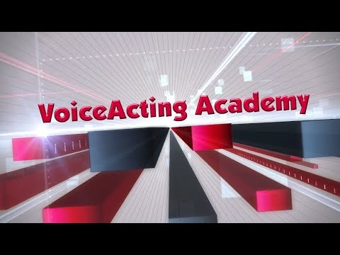 An introduction to VoiceActing Academy