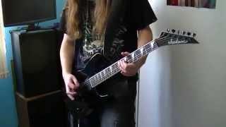 Exodus - War is my Shepherd [Guitar Cover]