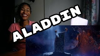 Disney's Aladdin Official Trailer - In Theaters May 24! | Reaction