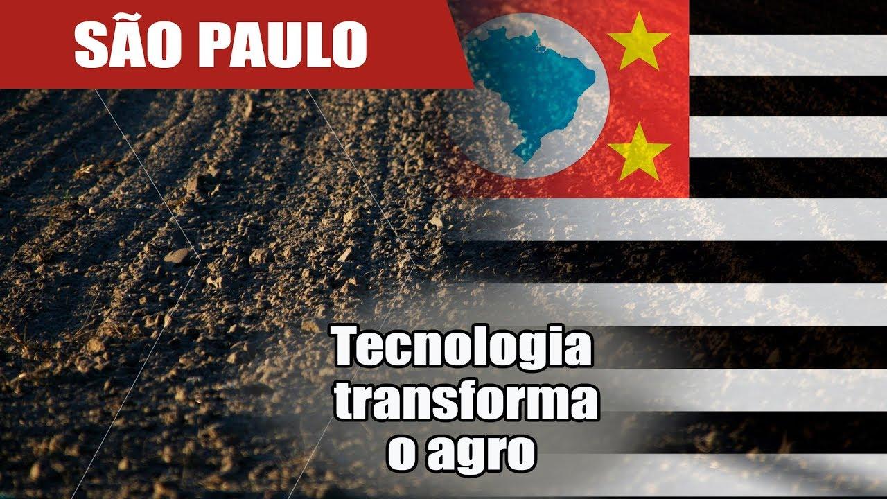 O que São Paulo tem a oferecer ao agro?