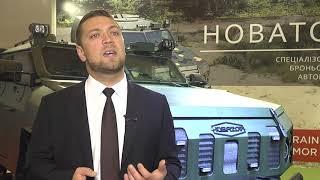 """Специализированный бронеавтомобиль 4х4 """"Новатор"""""""