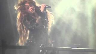 Gypsy Heart Tour à Caracas - Every Rose Has Its Thorn Performance - 17/05/11