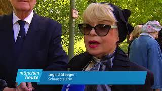 Emotionaler Abschied: Abi Ofarim In München Beerdigt