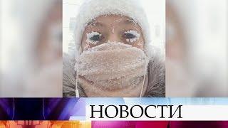 После публикации фото в Инстаграме Якутию назвали «самым ледяным местом на Земле».