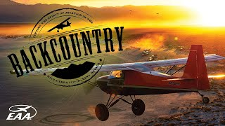 Finding The Spirit of Aviation in the Backcountry: High-Sierra Fly-In