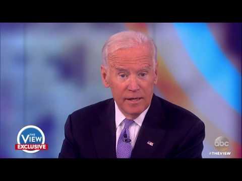 Vice Pres. Biden on Trump, Russia, Clinton's Election Loss, & More