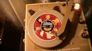 Jingle Jangle - The Archies (Cardboard Cereal Box Record)