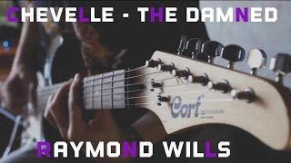 Chevelle - The Damned (guitar cover) High Quality