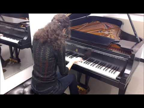 Chopin - Etude in C-sharp minor Op. 25 No. 7