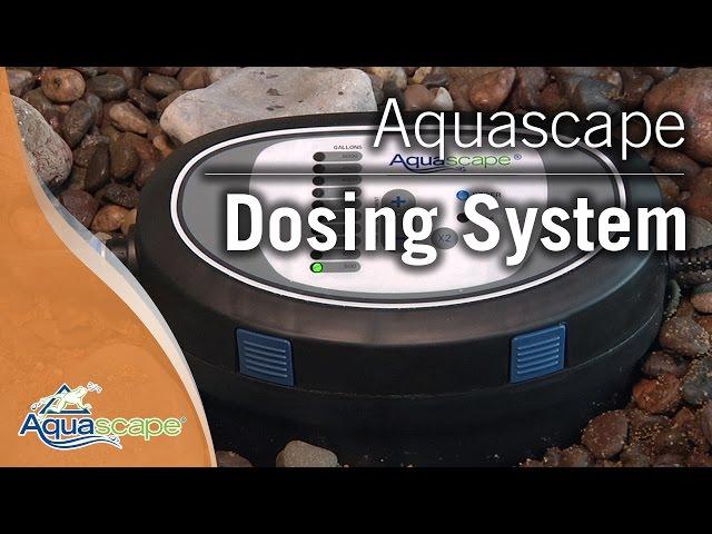 Aquascape Dosing System For Ponds and Fountains