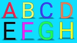 😃ABCD Talk Baby! Kids learning A,B,C,D With Aaliya Shawreen
