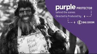Behind The Scenes | Purple Protector