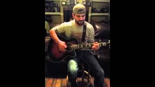 """Brantley Gilbert """"Let it Ride"""" Cover Dylan Martin"""