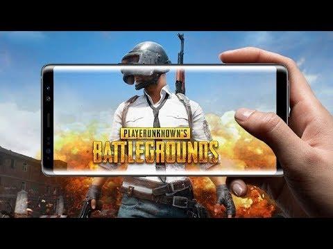 GermanLetsPlay spielt Playerunknown's Battlegrounds auf dem Handy! ☆ PUBG Mobile