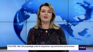 RTK3 Lajmet e orës 15:00 08.08.2020