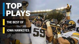 The Best of Iowa Hawkeyes: 2018 Mid-Season Highlights | Big Ten Football