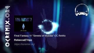 "Final Fantasy IV OC ReMix by RebeccaETripp: ""Streets of Mysidia"" [Mystic Mysidia] (#4021)"