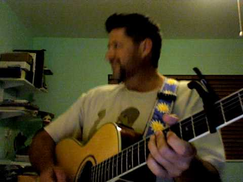 Bee Gees - You Should Be Dancing, w/ Michael Jackson's Billie Jean - Acoustic Cover by Rodney Shenk