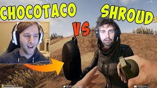 ChocoTaco VS Shroud - who would win?