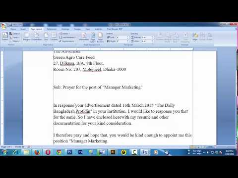 mp4 Business Letter Contoh, download Business Letter Contoh video klip Business Letter Contoh