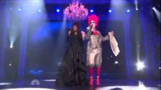 Donna Summer perform with Prince Poppycock on America_s Got Talent FINALE.mpg